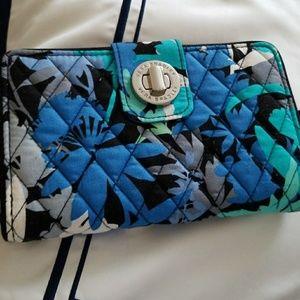 Vera Bradley wallet!